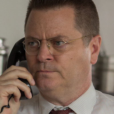 'The Founder' Cast: NICK OFFERMAN - Dick McDonald